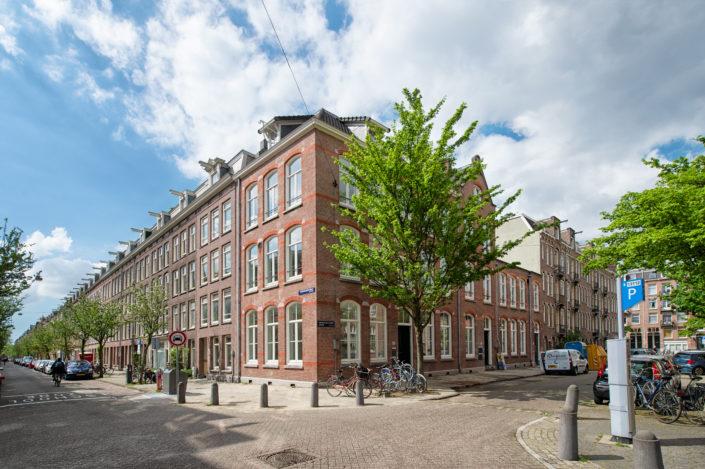 Renovatie Henrick de Keijserstraat - Archangel Bouw